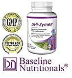 pHi-Zymes (Systemic Proteolytic Enzymes) 90 count for Inflammation Support, Cardiovascular Health