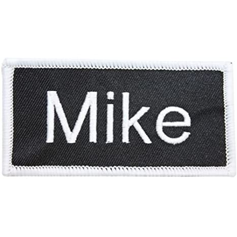 Mike,