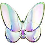 Baccarat Clear Iridescent Lucky Butterfly 2601482