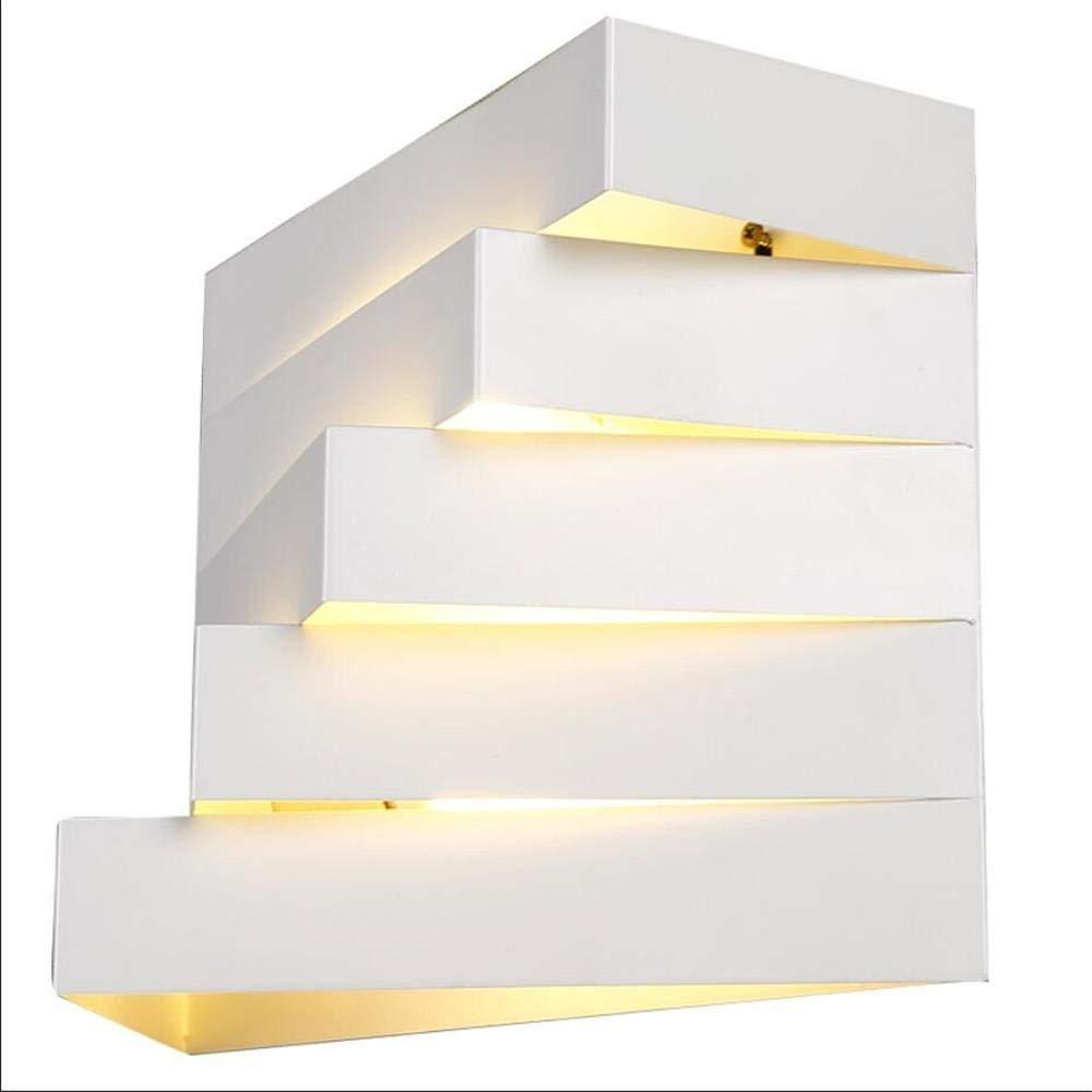 YLCJ Wandleuchten Wandleuchte Glas wandleuchte led wohnzimmer schlafzimmer dekoration lampe lampe 20  30 cm