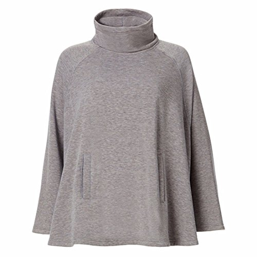 Turtleneck Womens Fleece - 5