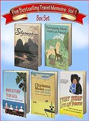 Five Bestselling Travel Memoirs Box Set (English Edition)