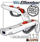 Nintendo Wii Shotgun/Rifle Light Gun Zapper For Nunchuck & Wiimote Game Controllers