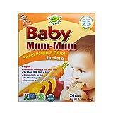Baby Mum Mum Sweet Potato & Carrot