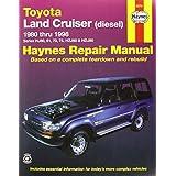 Toyota Land Cruiser Australian Automotive Repair Manual: 1980-1998