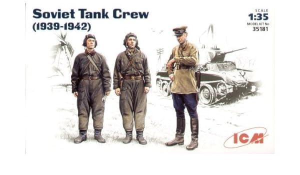 35706 2 ICM MODELS 1//35 US DRIVERS 1917-1918