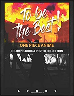 Coloring Book & Poster Collection: One Piece Anime This Is ...
