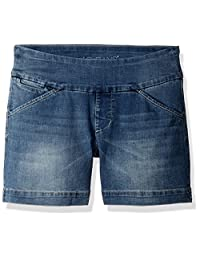 """Jag Jeans Womens Ainsley Pull on 5"""" Short Casual Shorts"""