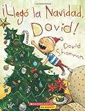 Llego la Navidad, David! (Spanish Edition)