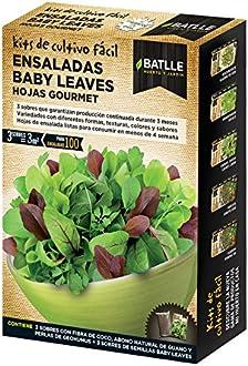 Amazon.es: Semillas Batlle: Kits de cultivo Fácil