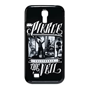 Music Band Pierce the Veil Poster Samsung Galaxy S4 IV i9500 Slim Fit Case Cover Hard Shell Protector for Samsung Galaxy S4