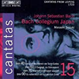 Bach, J.S.: V 15: Cantatas, Bwv 40, 60, 70