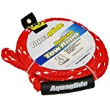 Product review for Aquaglide 3 Person Deluxe Tow Rope, Red