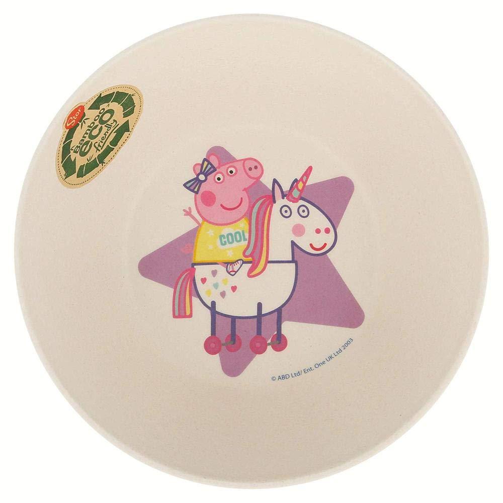 Bol de bambou Conico Peppa Pig Magical