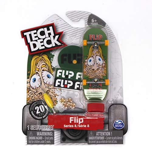 Tech Deck Series 8 Flip Skateboards Tom Penny Melting Face Rare - Display Deck Tech