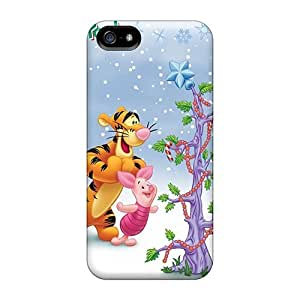 First-class Case Cover For Iphone 5/5s Dual Protection Cover Christmas