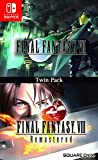 SWITCH FINAL FANTASY VII AND VIII REMASTERED TWIN PACK