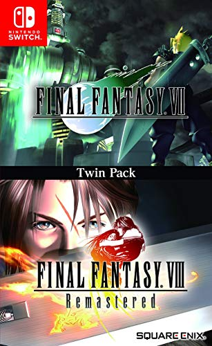 SWITCH FINAL FANTASY VII AND VIII REMASTERED TWIN PACK 1