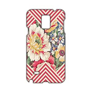 Angle-Store Flowers pattern 3D Phone Case for Samsung Galaxy Note4