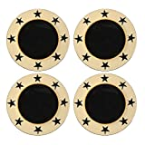 Park Designs Star Vine Dinner Plates - set of 4