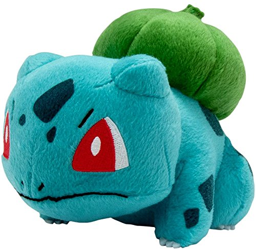 TOMY Pokmon Small Plush Bulbasaur