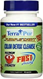 Best Colon Pro Detox Cleanse - Promotes Weight Loss, Eliminates Toxins and Boosts Energy with a Safe and Super Effective Colon Cleansing for Women & Men. Natural, Gentle, Herbal Formula.