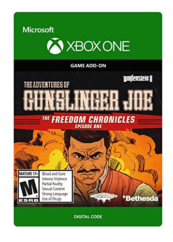 Wolfenstein Ii: The New Colossus: The Adventures Of Gunslinger Joe - Xbox One [Digital Code]