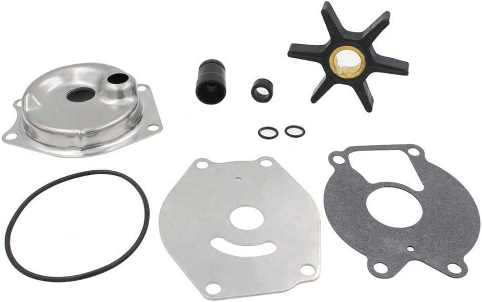 Water Pump Repair Kit For Quicksilver 9.9-25 46-99157T2 99157T 2