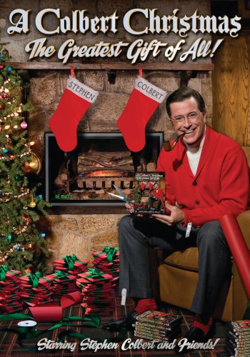 A Colbert Christmas  The Greatest Gift Of All