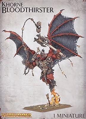 Warhammer Daemons of Khorne Bloodthirster from Agd
