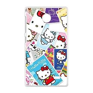 HRMB Hello kitty Phone Case for Nokia Lumia X case