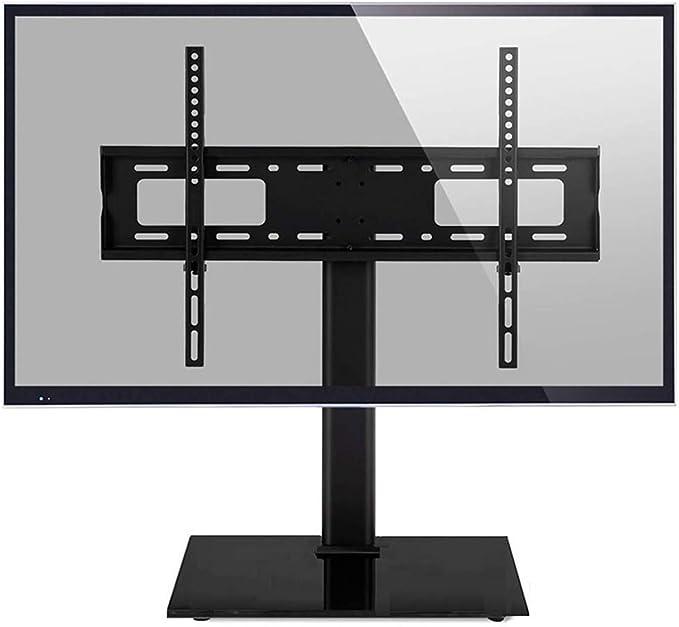 Xinjin Soporte de TV, Soporte de Escritorio, Soporte Universal para TV LCD, Base Universal para 37-55 Pulgadas: Amazon.es: Hogar