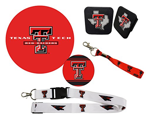 (Texas Tech Red Raiders Mascot Magnet, 4
