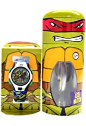 Nickelodeon Teenage Mutant Ninja Turtle LCD Watch