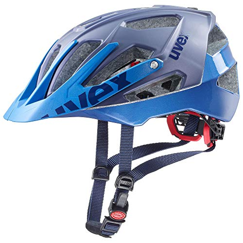 (Uvex Quatro 2019 MTB Bicycle Helmet 56-60 cm)