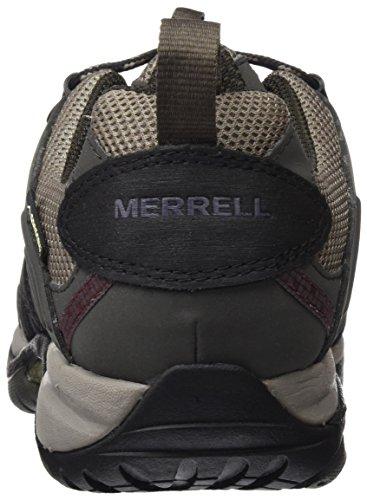 Dark Siren dark Gtx Escursionismo Grey Donna Merrell Scarpe Grigio Grey Sport Da pHqvvC
