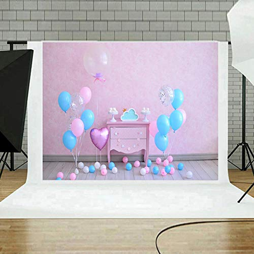 vmree Indoor Photographic Studio Backdrop, 3D Effect Festival Party Photo Shooting Background Props Wall Hanging Screen Post-Production Curtain Folding & Washable Art Cloth 5x3FT. (G) -