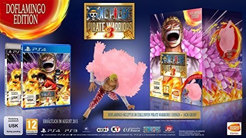 One Piece: Pirate Warriors 3 Doflamingo - Collector Edition - PlayStation 4 by Namco