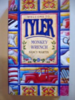 Monkey Wrench 0373825048 Book Cover