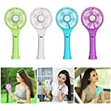 Portable Mini Clip Fan Adjustable Summer Rechargeable Multi-functional Design For Office, Pram, Camping, Bed Portable, Size, Adjust To Different Angles