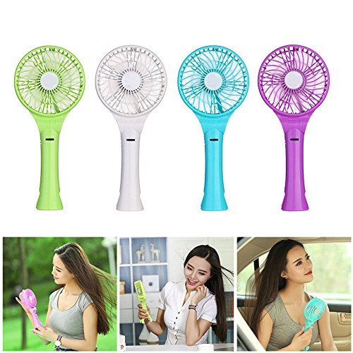 Portable Mini Clip Fan Adjustable Summer