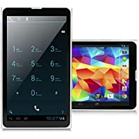 Indigi 7.0-inch Phablet Tablet PC 3G SmartPhone WiFi GSM Unlocked AT&T T-Mobile (Black)
