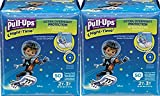 Pull-Ups Training Pants for Boys dvzjfE, 2T-3T, 50 Count (Pack of 4)