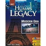 World History: Human Legacy: Student Edition 2008