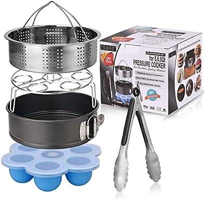 Amazon.com: Esjay - Juego de accesorios para ollas ...