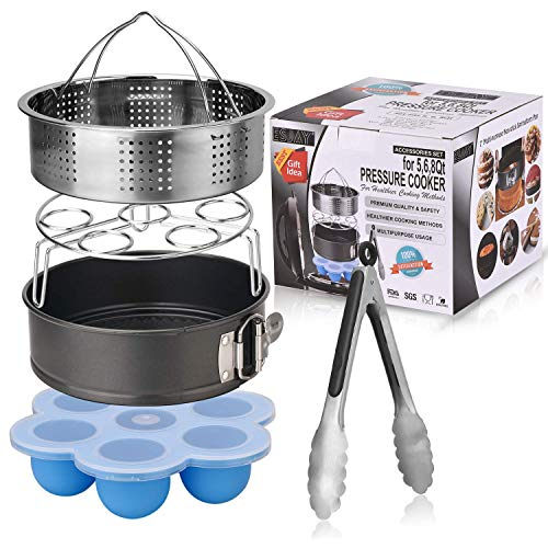 Accessories Set for Instant Pot-Fits 5,6,8-QT Sizes