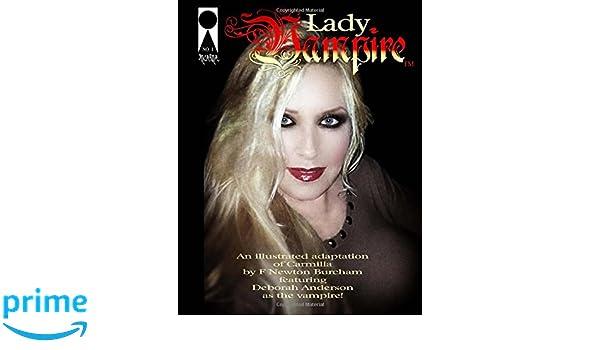 Lady Vampire Carmilla: J. Sheridan LeFanu, F. Newton Burcham: 9781976488931: Amazon.com: Books