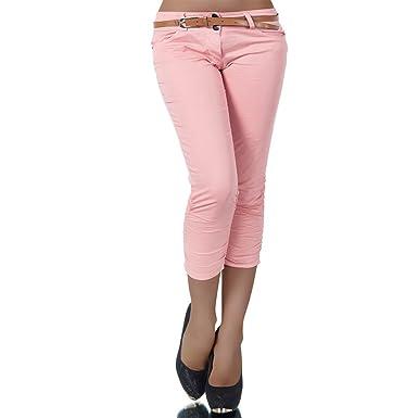 KouCla In - Stylefashion Women s Capri Pants Ladies Shorts Summer Sexy Hot  Pants Cropped Size 6 4a81758533