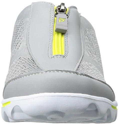 Zip Shoe Women's Lime Silver Propet TravelActiv Walking qwT8yCU