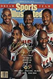 1992 Dream Team Sports Illustrated Autograph Poster